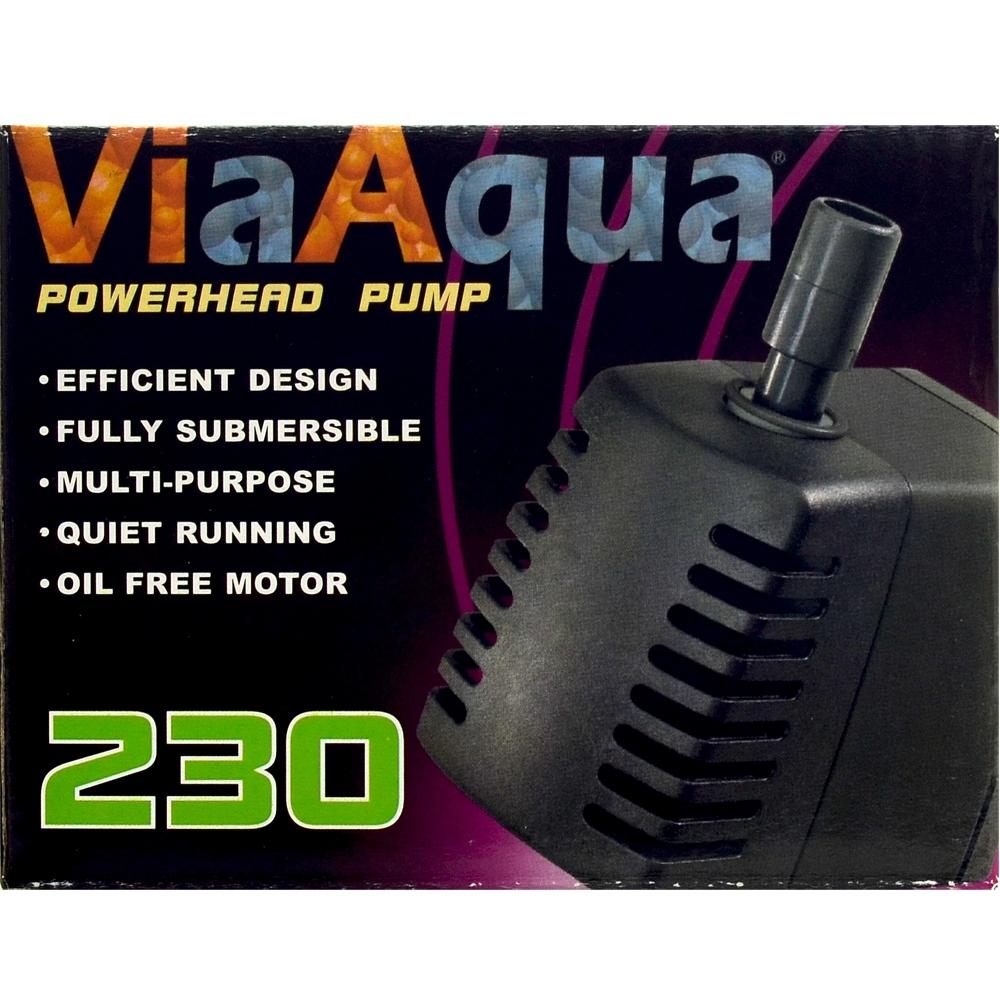 《ViaAqua》小型缸適用高效能低噪音設計沉水馬達-230