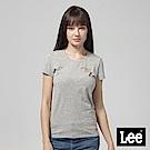 Lee ALLDAY LEE 霜淇淋短袖圓領T恤-灰