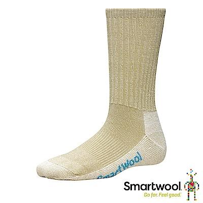 SmartWool 女輕量減震徒步中長襪 麥子