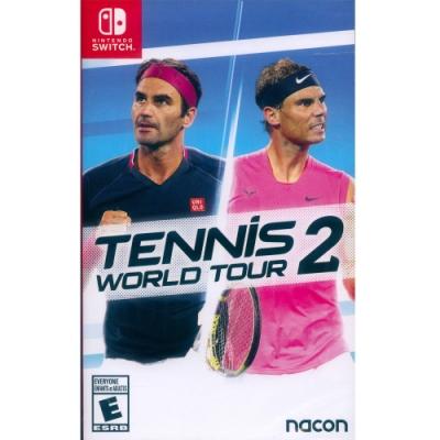 網球世界巡迴賽 2 Tennis World Tour 2 - NS Switch 中英文美版