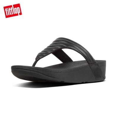 [時時樂] FitFlop LOTTIE PADDED TOE-THONGS 鋪棉造型夾腳涼鞋(共兩色)