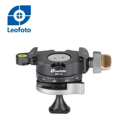 Leofoto 徠圖 MBC-20多功能360度旋轉全景雲台