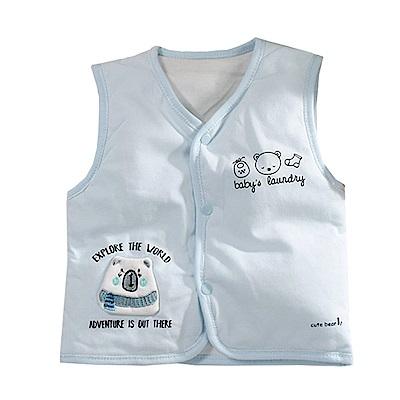 嬰幼兒鋪棉背心外套 k60714 魔法Baby