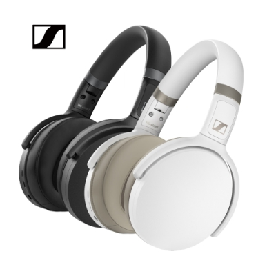 Sennheiser 森海塞爾 HD 450BT 無線藍牙降噪耳機 (兩色)