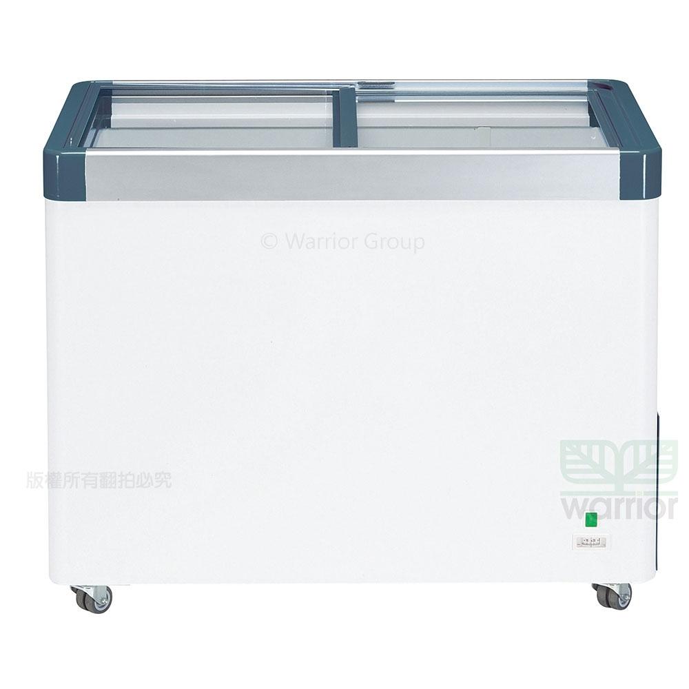 德國利勃LIEBHERR 3尺4 玻璃推拉冷凍櫃286L (EFE-2802)
