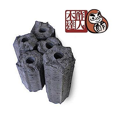木酢達人 活力炭 【3公斤X3入】