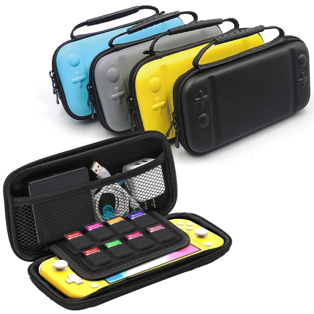 pump Switch Lite EVA防摔保護包 任天堂主機 手提收納硬殼包
