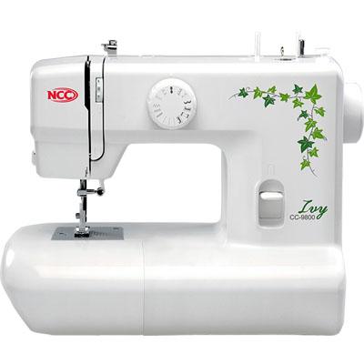 [福利品] 喜佳 NCC IVY艾薇 CC-9800 縫紉機