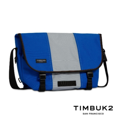 Timbuk2 Classic Messenger 13 吋經典郵差包 - 灰藍配色