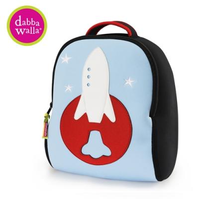 美國Dabbawalla 美國瓦拉包 3-8歲 小童後背包- 噴射火箭