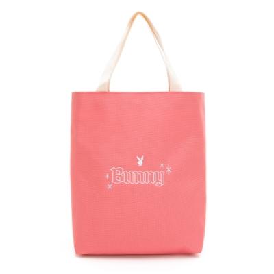 PLAYBOY-手提袋 Bunny兔系列-粉色