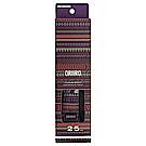 HAKUBA ORIIRO 微單編織相機背帶0.7cm (民族風/紫色)
