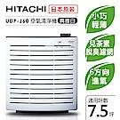 日立HITACHI 日本原裝輕巧型清淨機7.5坪內適用 UDP-J60
