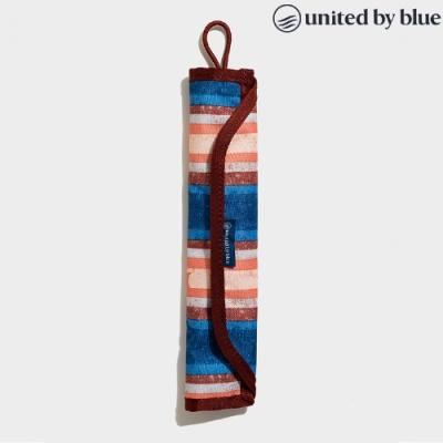 United by Blue 814-037 Straw Kit 防潑水吸管收納包組 / 印花條紋