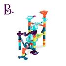 美國 B.Toys 星際交流道-軌道球積木(38pcs)