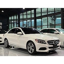 14/15 Mercedes-Benz C300(外匯車)