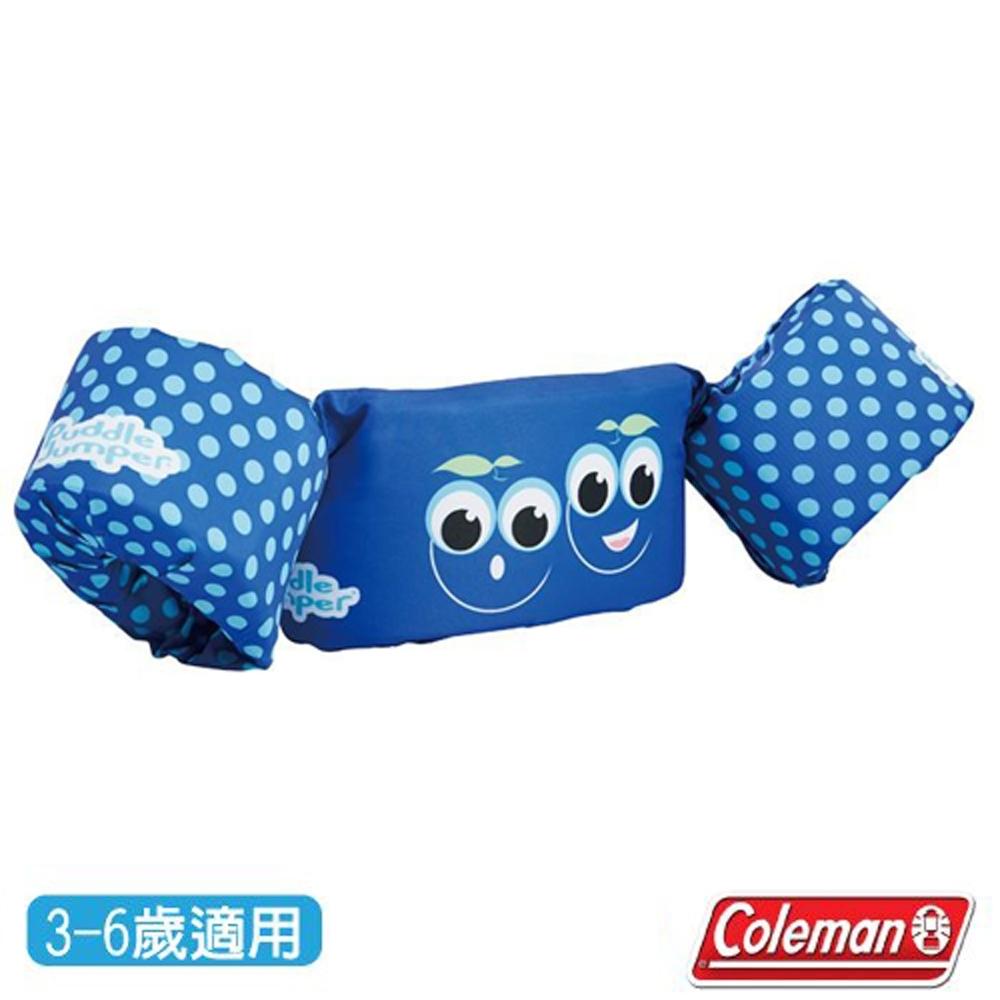 Coleman PUDDLE JUMPER 兒童手臂型浮力衣_藍莓