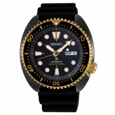 SEIKO 精工PROSPEX運動200米潛水機械錶SRPD46J1-45mm