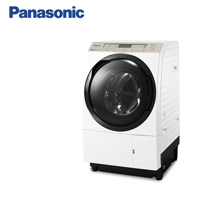 Panasonic 國際牌11公斤洗脫烘變頻滾筒洗衣機 NA-VX90GL左開