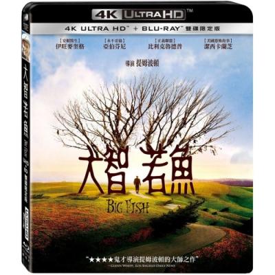 大智若魚 Big Fish 4K UHD + BD 雙碟限定版