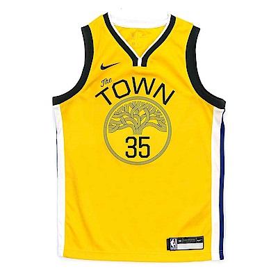 NIKE 青少年球衣 城市版 勇士隊 Kevin Durant