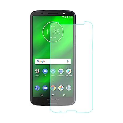 【SHOWHAN】MOTO G6 Plus (5.9吋) 9H鋼化玻璃保護貼
