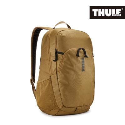 THULE-Campus 25L電腦後背包TCAM-4216-棕