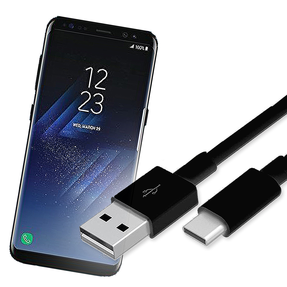 Samsung Note9/S9+/S8+/Note8 USB Type C 高速充電線