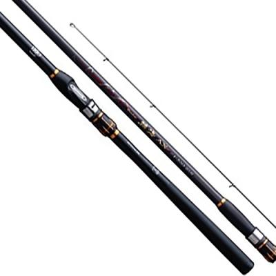 【SHIMANO】鱗海AX 0號530 磯釣竿