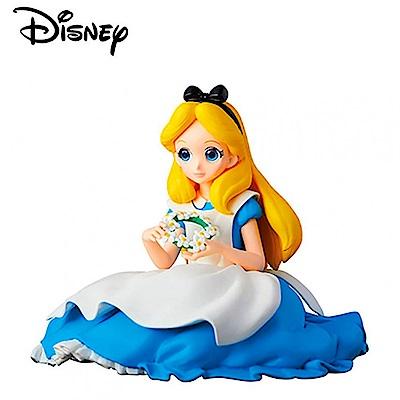 日本正版 Crystalux 愛麗絲 公仔 愛麗絲夢遊仙境 迪士尼  379372