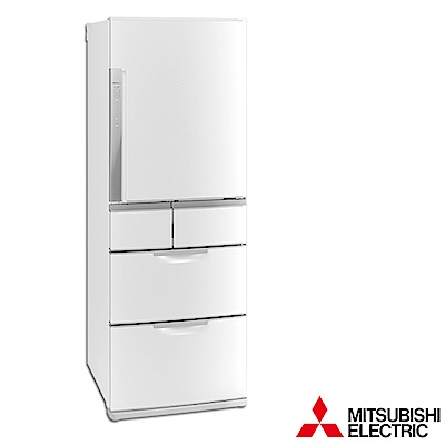 MITSUBISHI 三菱525L變頻五門電冰箱 MR-BXC53X/W