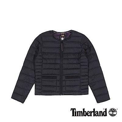 Timberland 女款黑色AF Mt Kelsey輕量羽絨外套