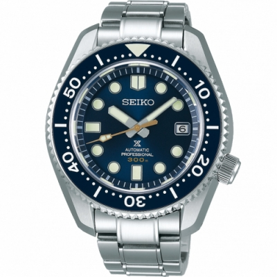 SEIKO PROSPEX 海洋大師大MM潛水機械錶(SLA023J1)44mm