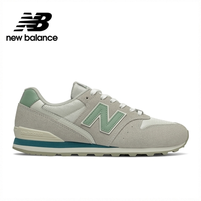 [New Balance]復古運動鞋_女性_灰綠色_WL996WR2-B楦