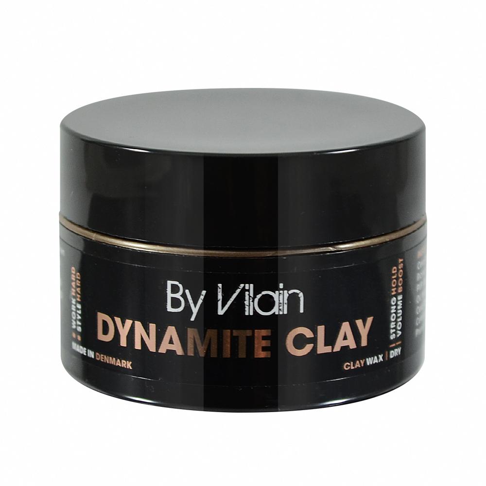 By Vilain 無光澤凝土髮蠟 旅行罐 15ml Dynamite Clay