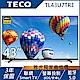 加碼送HDMI線[館長推薦]TECO東元 43吋 4K Smart連網 無邊框液晶顯示器 TL43U7TRE(無附視訊盒)-不含安裝 product thumbnail 1