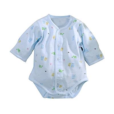 薄款純棉護手連身衣 b0179 魔法Baby