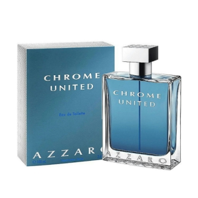 Azzaro Chrome United 酷藍唯我男性淡香水 100ml