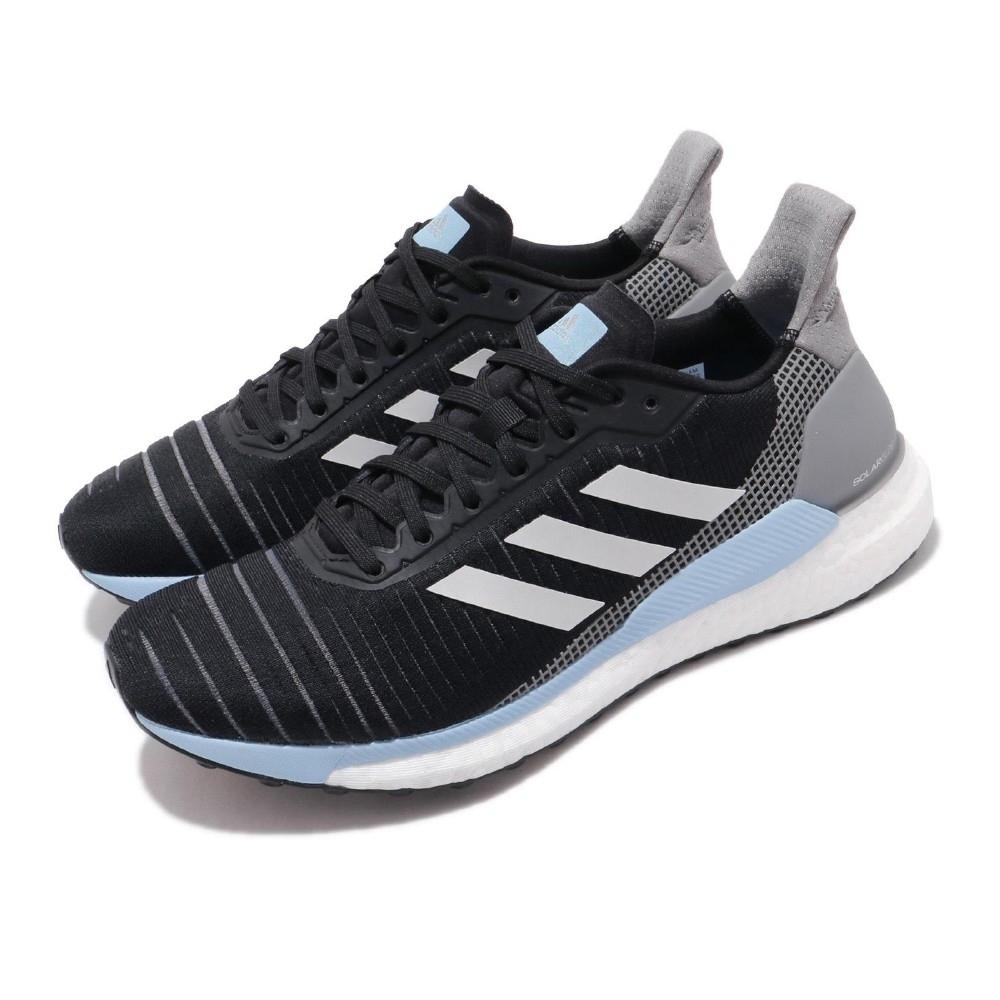 adidas 慢跑鞋 Solar Glide 19 W 女鞋
