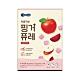 韓國 【BEBECOOK】 嬰幼兒初食綿綿果泥餅(蘋果甜菜) product thumbnail 1