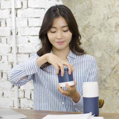 【Oceanrich】S3 plus二合一自動旋轉咖啡機 x stack up隨身變形積木杯 超值大禮包