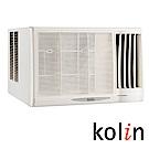 KOLIN 歌林 4-5坪「節能不滴水」右吹窗型冷氣 KD-282R06