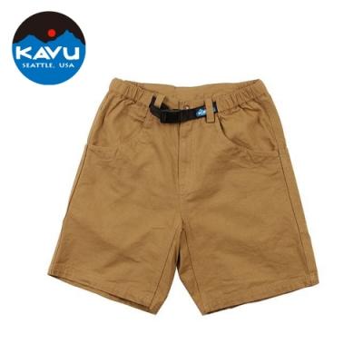 【KAVU】 Chilliwack Short 工作短褲 卡其色 #400