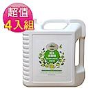 汎奇 4入組 檜木洗碗精(4000ML/瓶)