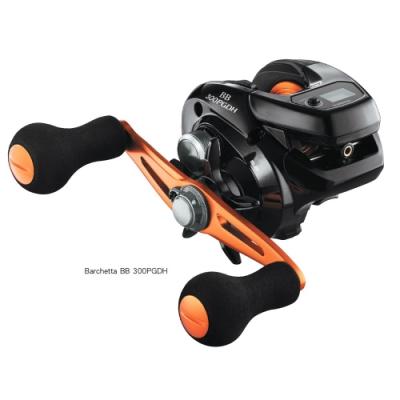 【SHIMANO】Barchetta BB 600HG 右 兩軸捲線器 (03722)