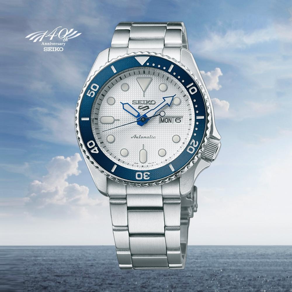 SEIKO 精工 140周年限定 5 Sports機械錶(SRPG47K1/4R36-11H0S)