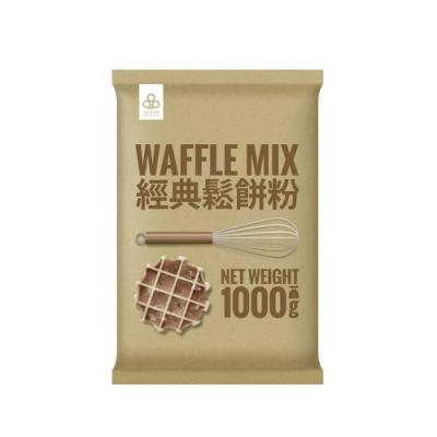 開元食品 經典鬆餅粉(1000g)
