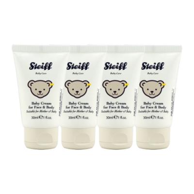 (即期品)STEIFF 營養水乳霜30ml*4(效期至2021年04月)