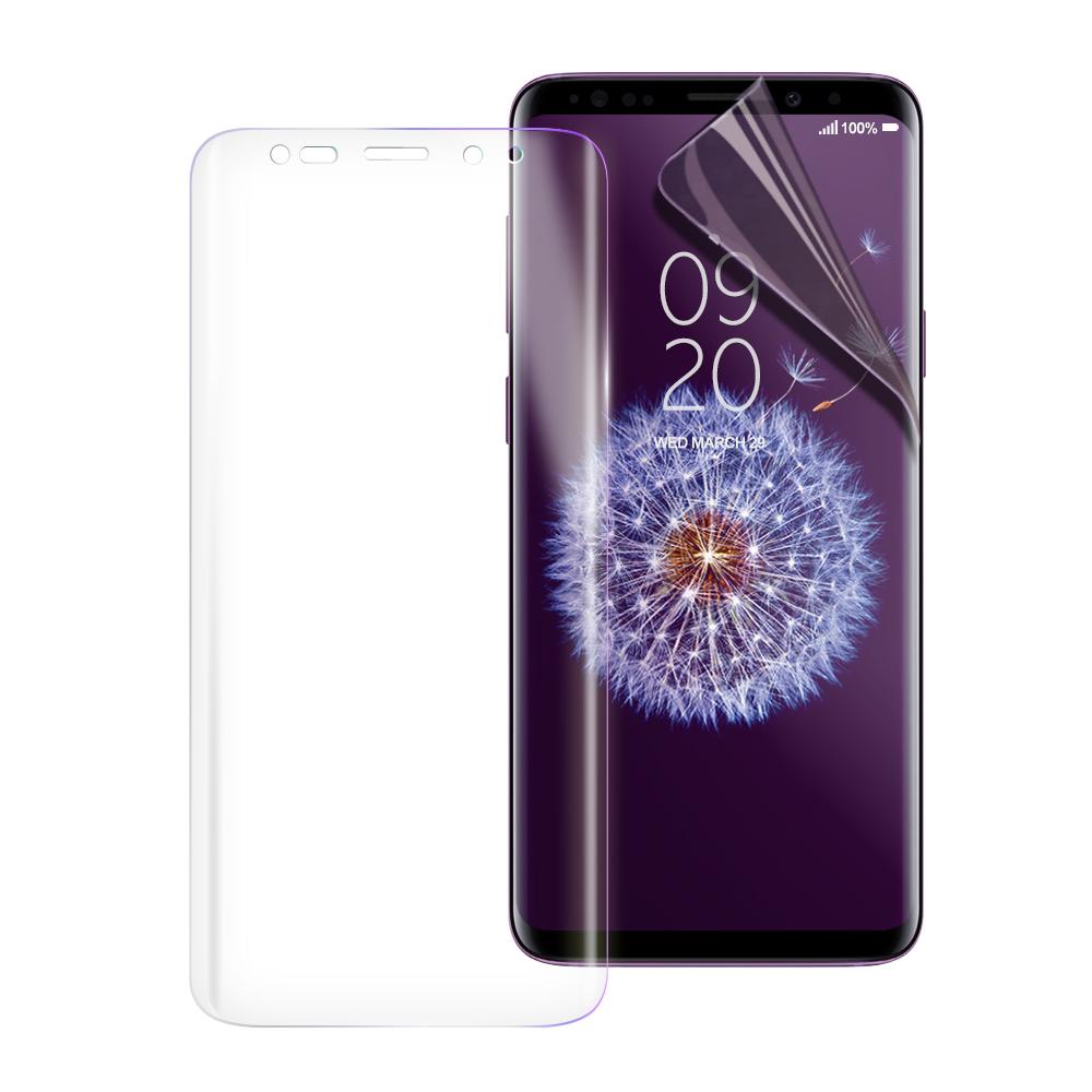 o-one大螢膜PRO 三星 Galaxy S9+ 全膠滿版保護貼-透明/霧面