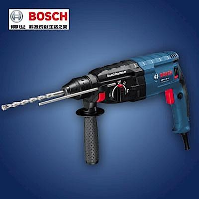 德國BOSCH博世 GBH 2-28D 850W 三用免出力電鑽 四溝免出力鎚鑽
